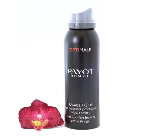 65116958-510x459 Payot Optimale Rasage Precis - Ultra-Comfort Foaming Protective Gel 100ml