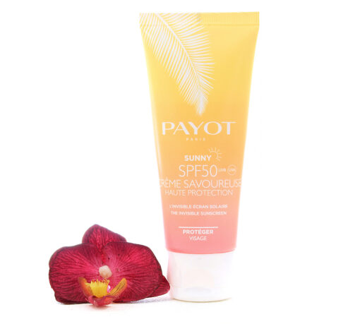 65117178-510x459 Payot Sunny SPF50 Creme Savoureuse - The Invisible Sunscreen 50ml