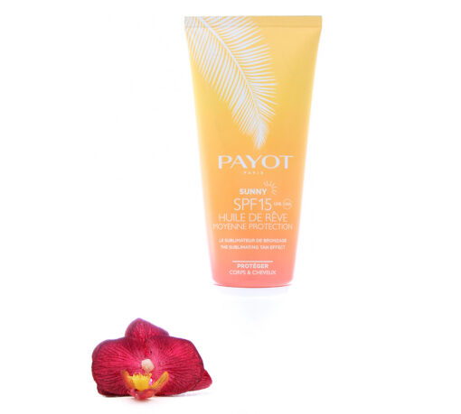 65117182-510x459 Payot Sunny SPF15 Huile De Reve - The Sublimating Tan Effect 100ml