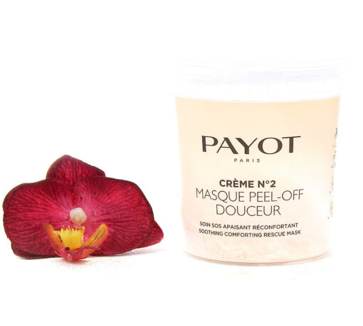 65117414-510x459 Payot Creme No2 Masque Peel-Off Douceur - Soothing Comforting Rescue Mask 10g