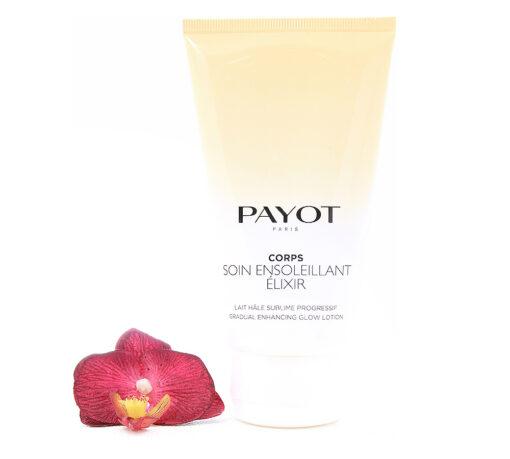 65117436-510x459 Payot Corps Soin Ensoleillant Elixir - Gradual Enhancing Glow Lotion 150ml