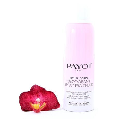 65117614-510x459 Payot Rituel Corps Deodorant Spray Fraicheur - 48hr Anti-Perspirant And Anti-Regrowth Spray 125ml