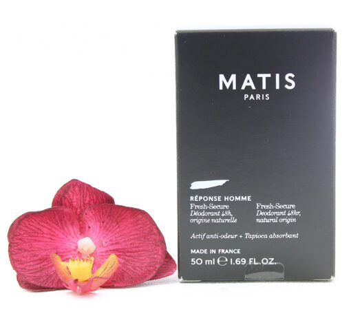 A0910011-510x459 Matis Reponse Homme - Fresh-Secure Deodorant 48h 50ml